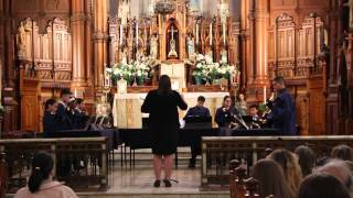 Sakura - Cherry Blossom Song played by Metro Catholic School Handbell Ensemble
