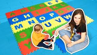 ABC Song   Super Danya Nursery Rhymes & Kids Songs   Children's Educational Video
