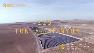 24 MWp Akfen Lisanslı Güneş Enerjisi Santrali / Konya-Ereğli