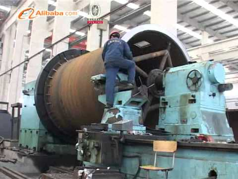 benefication machinery manufacture Shanghai Minggong factory video