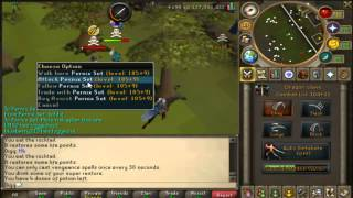 Digq - 460m+ loot - High risk - Chaotic staff/Void trolling/80 attack/Rune pure - Pk vid 13