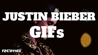 Best GIFs | Justin Bieber GIFs | Celebrity Video Compilation with Instrumental Music