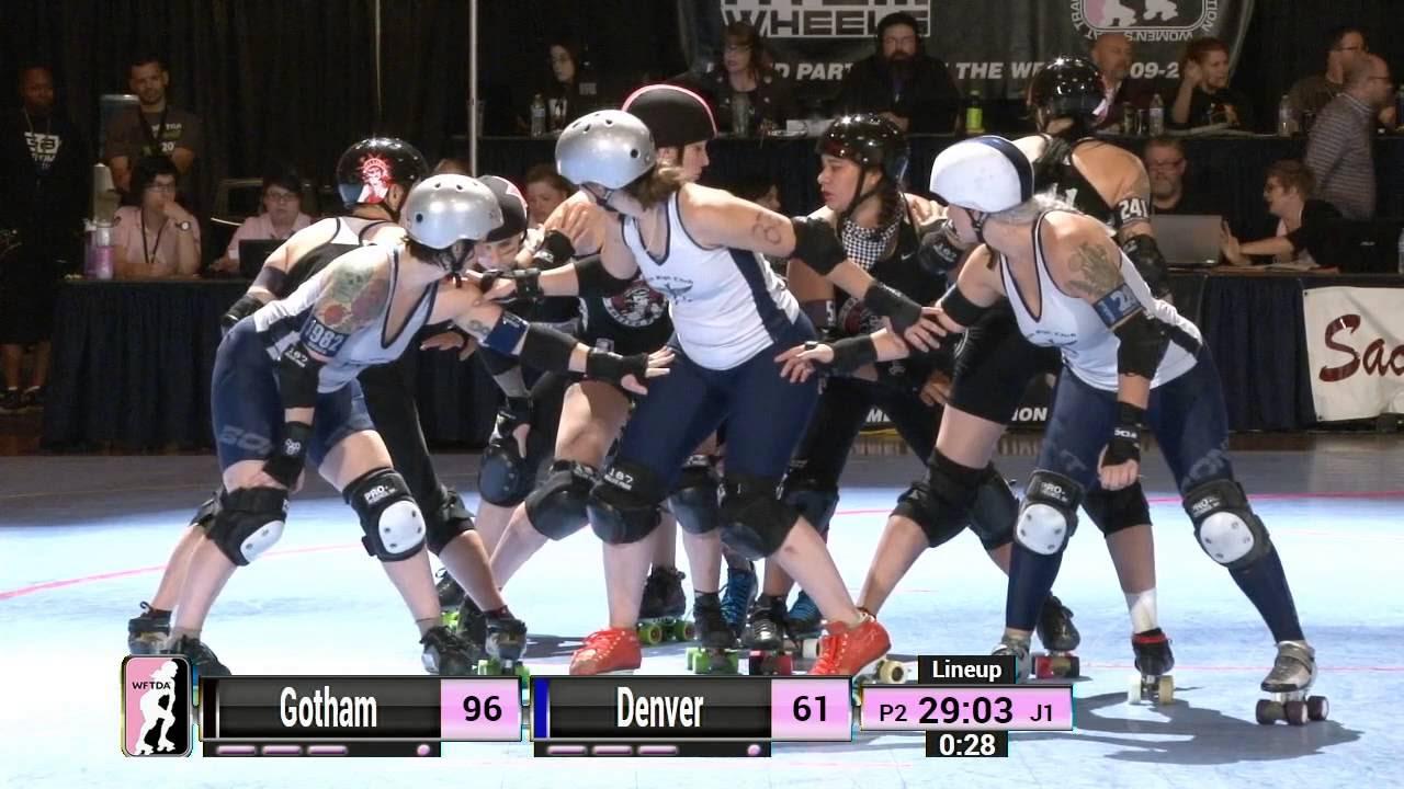 Roller skating denver - Denver Wftda Tv