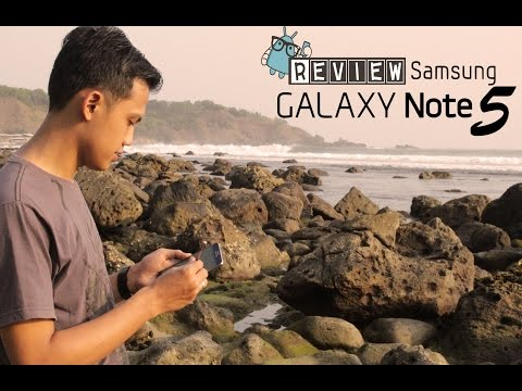 Review Samsung Galaxy Note 5 Indonesia