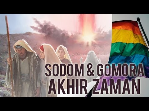 Sodom dan Gomora Akhir Zaman - Pdt. Ir.JONATHAN W