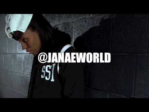 JANAE - Kanye West And Jay-Z H.A.M Remix