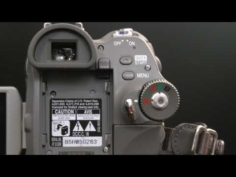 A Demo Of My Panasonic PV-GS65 3-chip Mini DV Camcorder - In HD - For Sale!!!