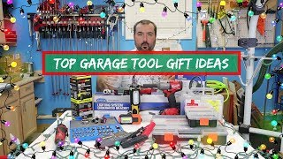 Top Garage Tool Gift Ideas (Christmas 2018)