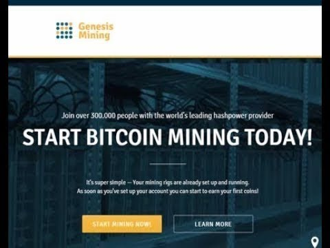 How Much Have I Invested Into Genesis Mining| Bitcoin Generator