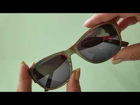 Elegante Designer Sonnenbrille 'Zeitgeist'