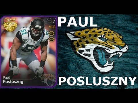 #MUT25 | Jacksonville Jaguars Playoff MVP 97 Overall Paul Posluszny Collection Completion | MUT 25