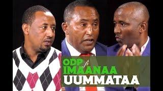OMN: Rogeeyyiin Maal jedhan wa'ee ODP Fi  Imaana Ummataa (onko 30,2019)
