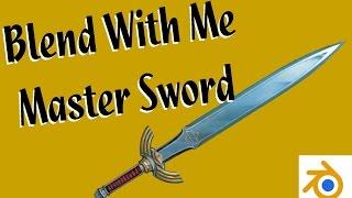 Blend With Me: Zelda - Master Sword