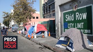 Can California figure out a way to house its growing homeless population?