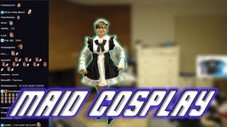 C9 Sneaky | Maid Cosplay (Pre-Game Lobby Terrorist, Dipping Pizza in Coke, Super Mario Odyssey)