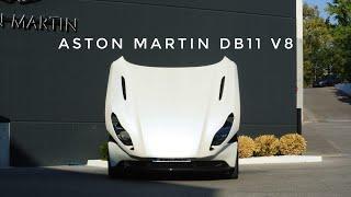 [test drive] aston martin DB11 V8!