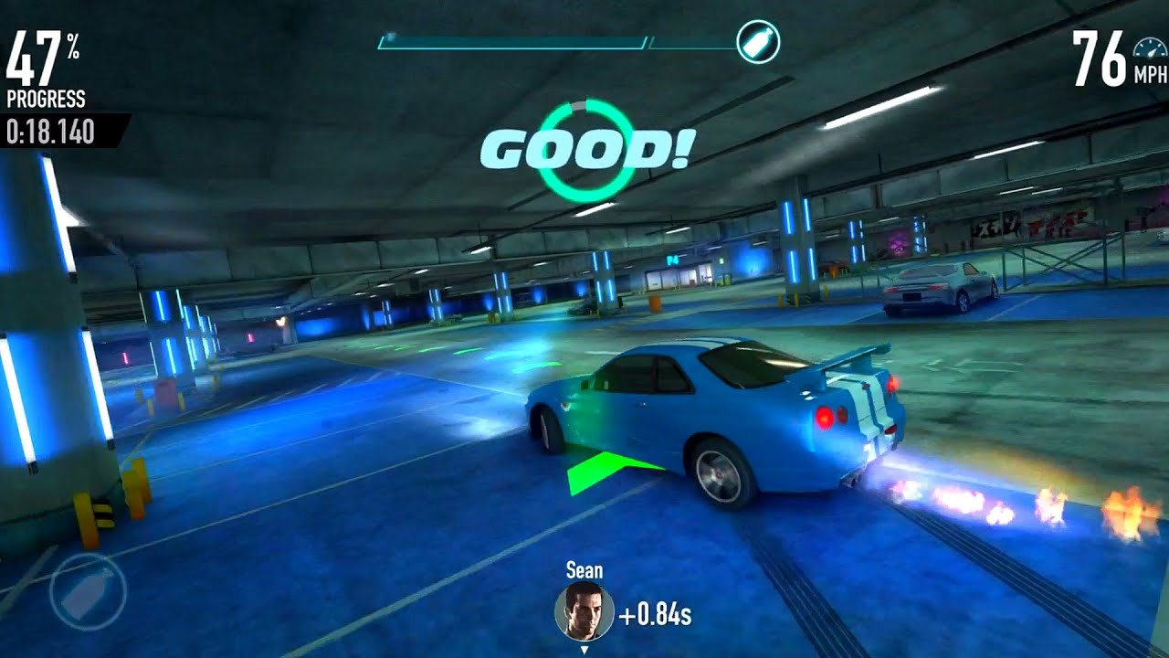 The Fast and the Furious™ Drift – Raw Thrills, Inc.