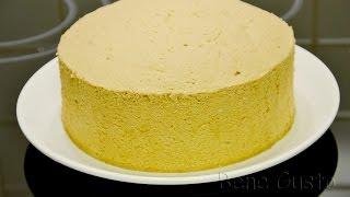 Идеальный Бисквит для торта | Простой Рецепт Пышного Бисквита