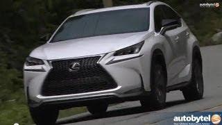 Lexus NX 200t F Sport 2015 Videos