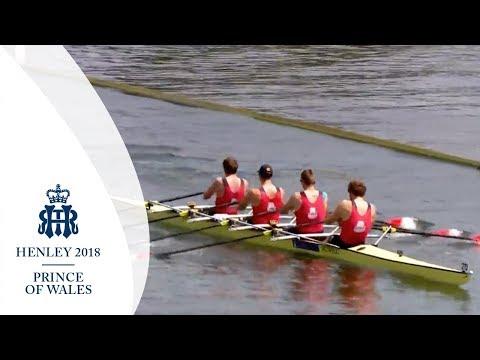 Prince of Wales Final - Skøll, NED v Edinburgh & Not'ham | Henley 2018