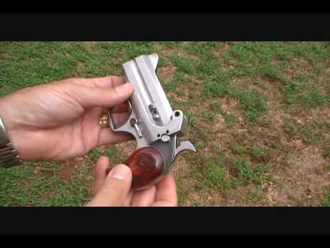 Bond Arms 410 & 45LC Derringer