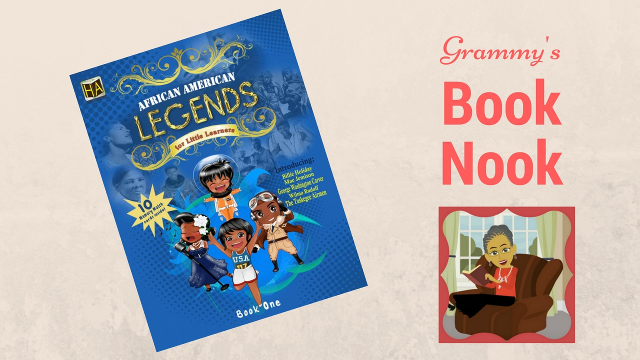 African American Legends for Little Learners | Volume 1| Children's Books Read Aloud