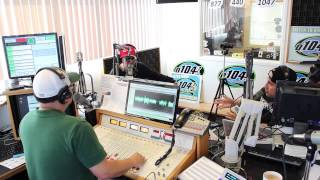 Jo Koy Interview With Rico & Mambo On Q104-7