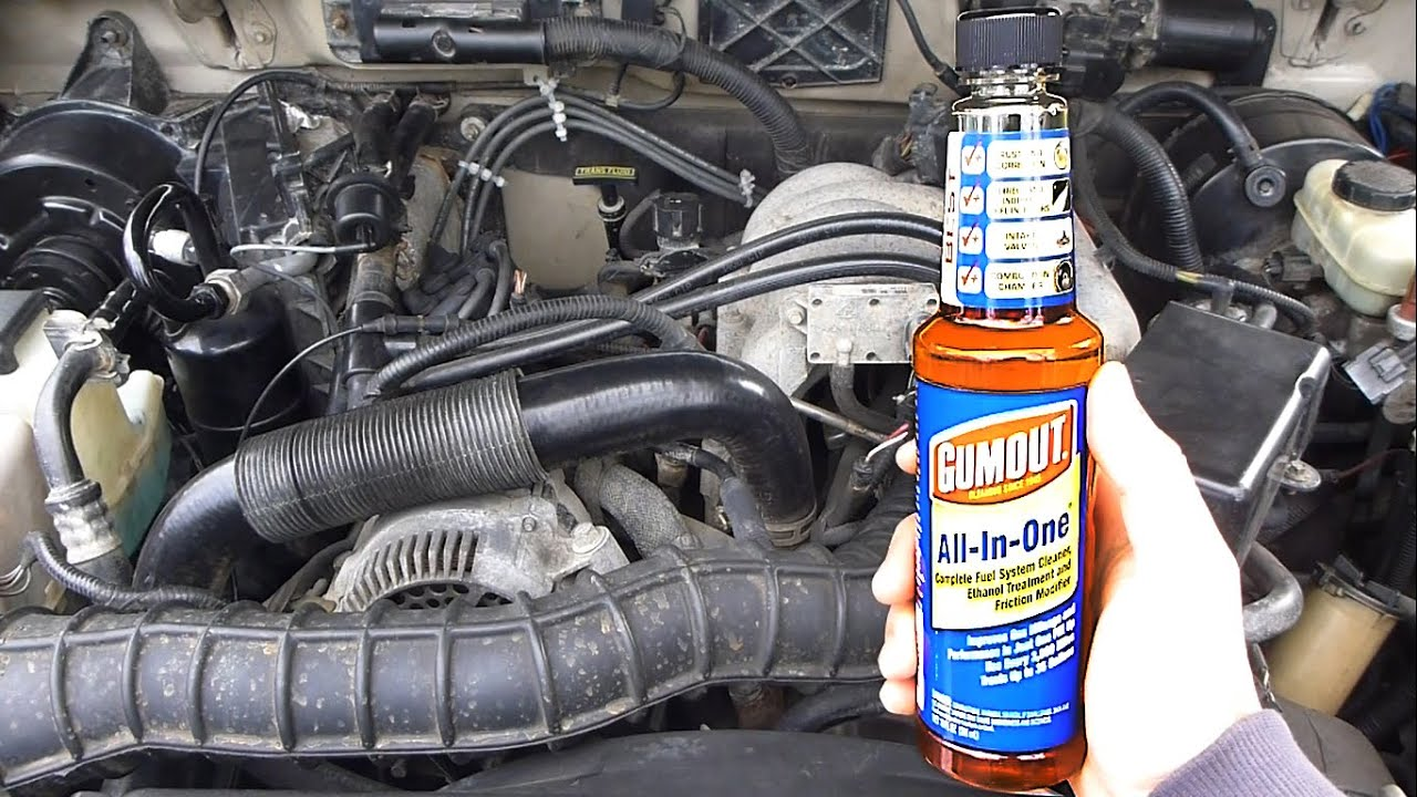Do Fuel System Cleaners Actually Work Testing Gumout All