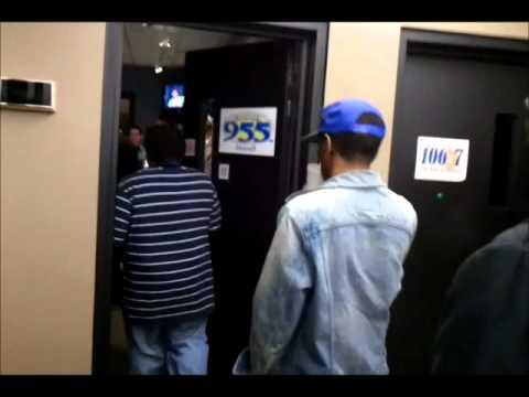 Radio Republik @Channel 955 Studios w/ Big Sean