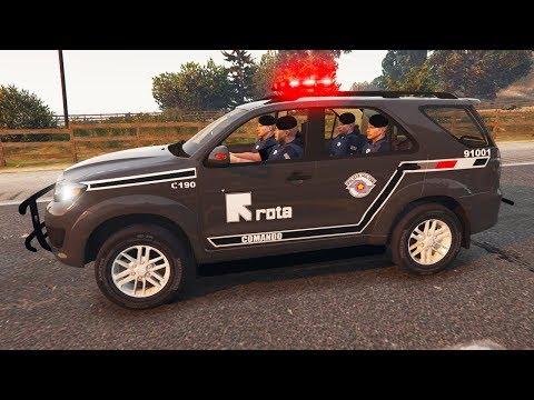 GTA V VIDA POLICIAL | QUEM PERDOA BANDIDO É DEUS , EU SÓ PROMOVO O ENCONTRO - EP 288