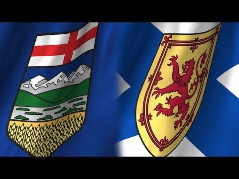 Nova Scotia vs Alberta #1 | August 26th, 2017