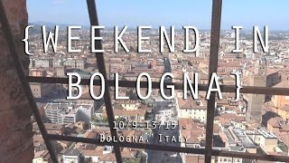 Amazing Bologna! | Great Music & Delicious Food! | Italy