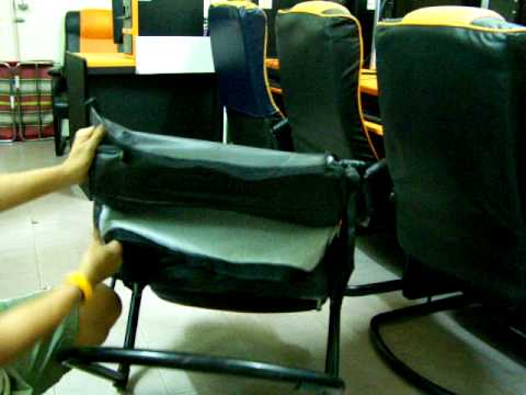 คลิป หนังหุ้มเก้าอี้ใหม่.MOV