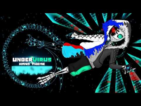 Undervirus: Megalovania (Xans' Theme) |  Official Video