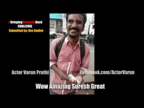 Varun Pruthi Inspired - Dark Can't Defeat Him #CareNation