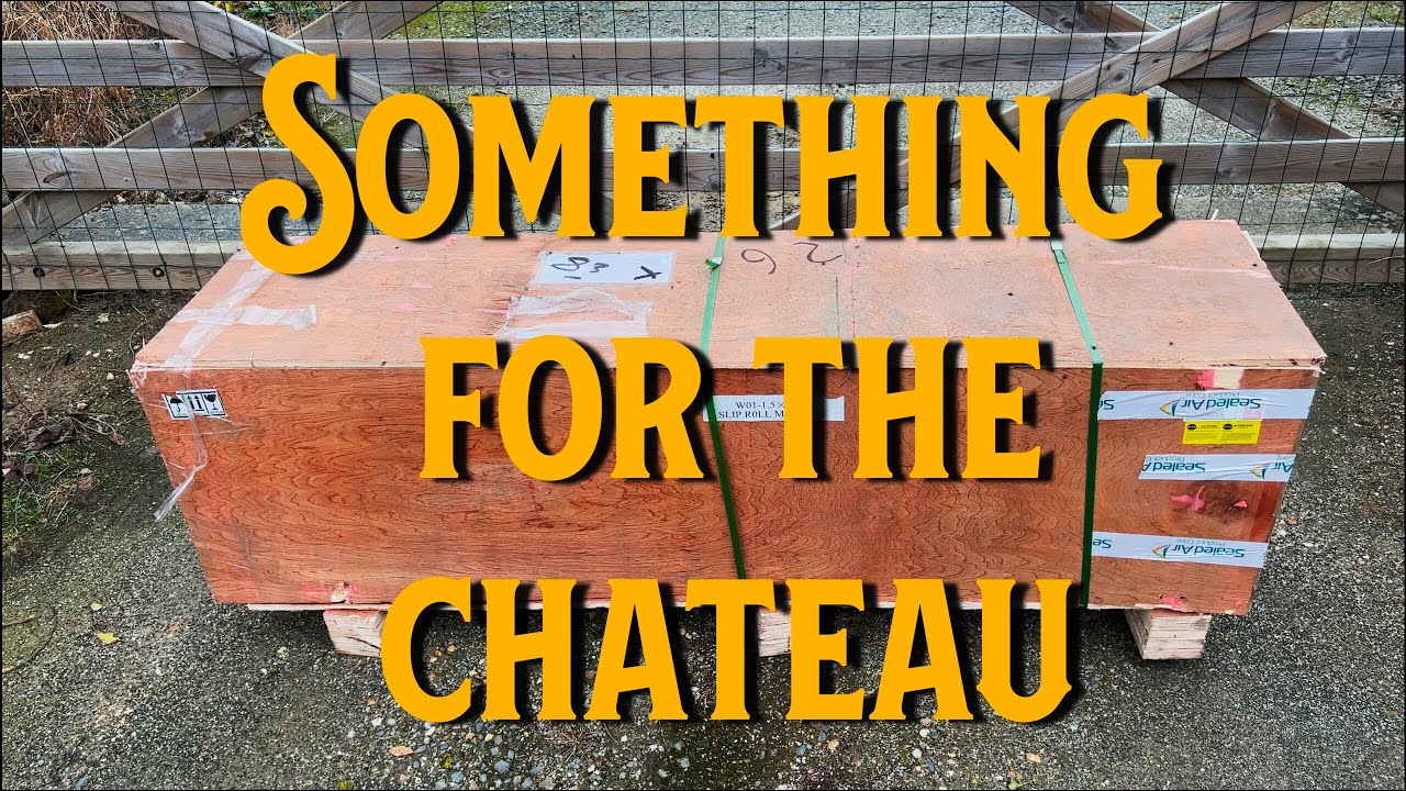 Download Something For The Chateau