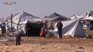 شتاء اللاجئين بالأردن.. ترقب وضغوط