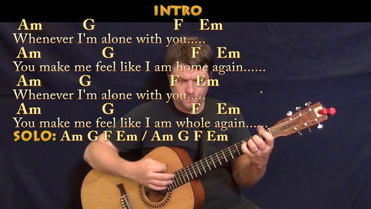 Love Song The Cure Guitar Lesson Chord Chart With Chordslyrics