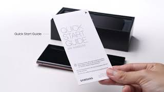 Galaxy Note20 Ultra: Official Unboxing   Samsung