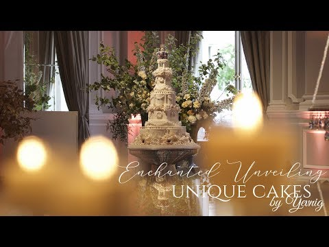Enchanted Unveiling 2019 Unique Cakes By Yevnig The Corinthia Hotel London Event Highlights Video