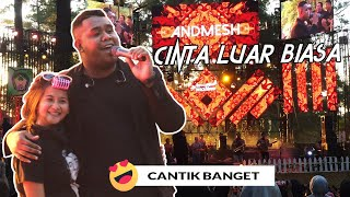 Andmesh Kamaleng Cinta Luar Biasa Live Beautiful Malino 2019 MP3