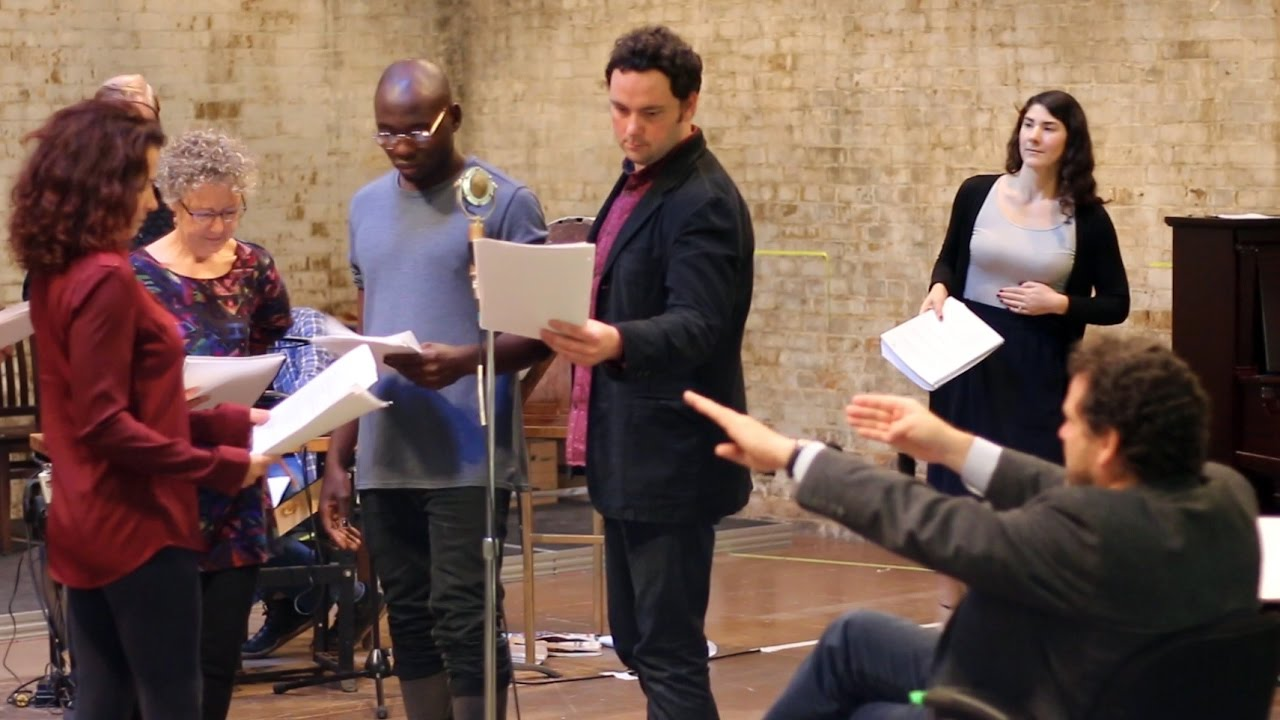 It's a Wonderful Life (2016) – In Rehearsal