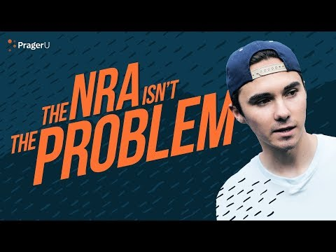 Pulse: The Left Vs. The Facts on Guns and the NRA  PragerU