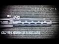 VEPR AK Upgrade: CSS Aluminum Forearm / Handguard
