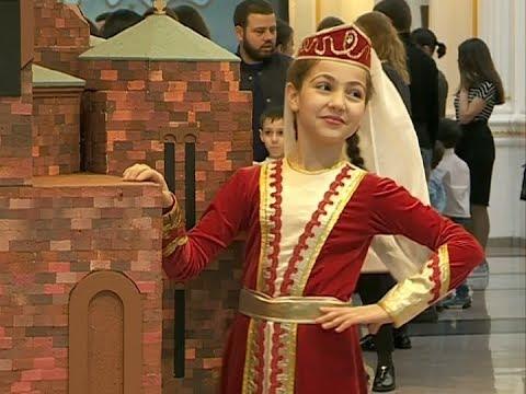 В Красноярске прошли дни армянской культуры