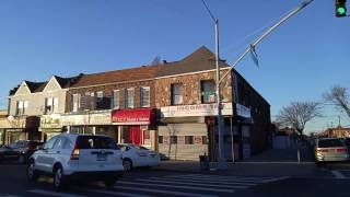 Driving from Laurelton to St. Albans in Queens,New York