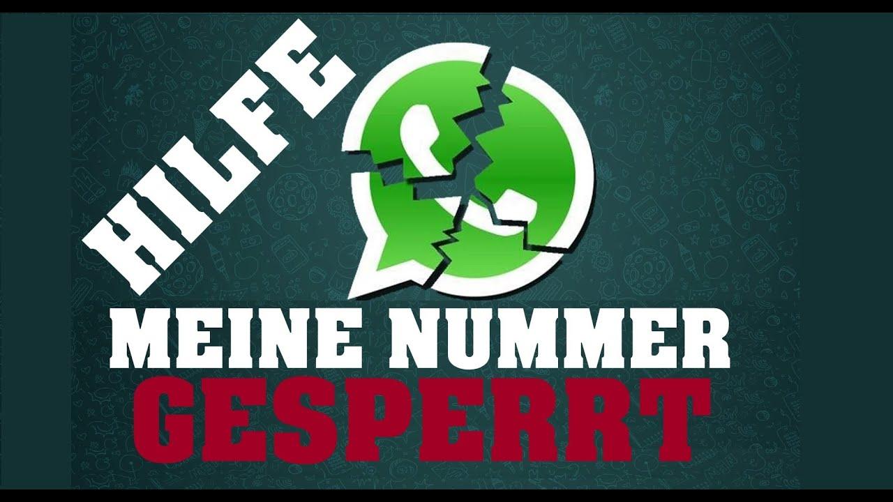 Meine Whatsapp Nummer