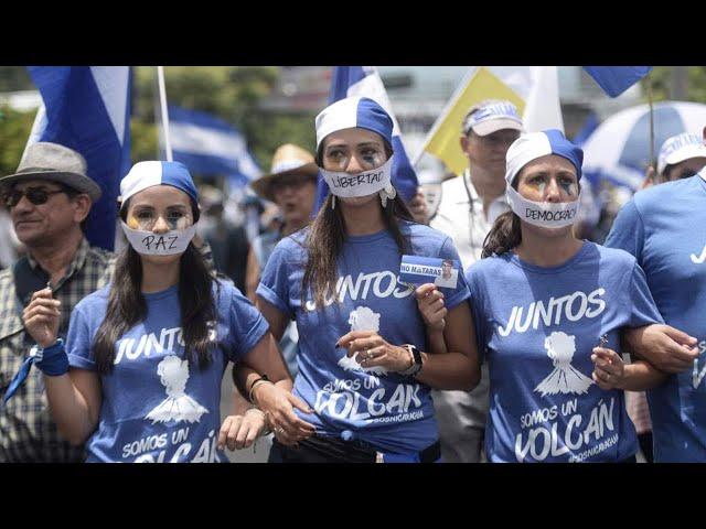 La lucha de las mujeres por sus derechos en Nicaragua