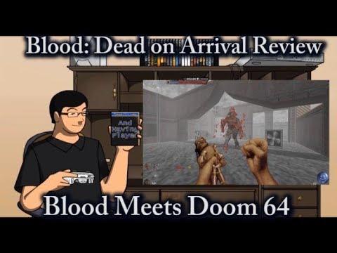 Blood: Dead on Arrival - Blood Wiki