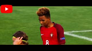 Gedson Fernandes-|Defensive & Offensive Skills| player of Benfica B